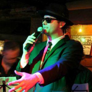 Tributo a Joe Cocker com Skobah Big Band