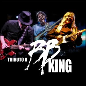 TRIBUTO A BB KING COM NUNO MINDELIS - Part. Fred Sunwalk e Victor Biglione