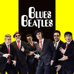 Blues Beatles • SERÁ REAGENDADO