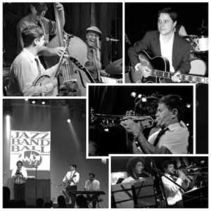 Jazz.br | JAZZ BAND BALL