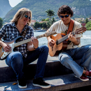 Bossa Hits : Andy Timmons e Sidney Carvalho