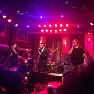 Festa Soul conv. Silvera, Isabêh e Carlos Dafé
