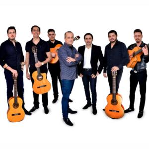 Festa Latina Gipsy com Gipsy Forever e Banda Andaluz