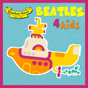 Beatles 4 Kids • SERÁ REAGENDADO