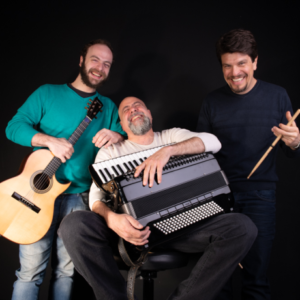 Jazz.br : Edu Ribeiro, Fábio Feroni e Toninho Ferragutti