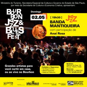 15h30 • Banda Mantiqueira