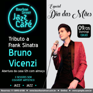 12h00 • Bruno Vicenzi • BS Jazz Cafe