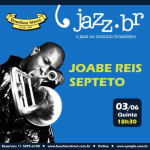 18h30 • Joabe Reis • Jazz.br