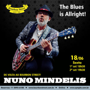 18h30 • Nuno Mindelis
