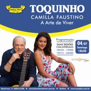 18h30 • Toquinho
