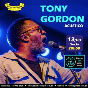 20h30 • Tony Gordon