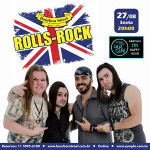 21h00 • Rolls Rock