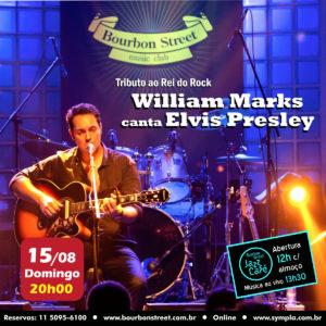 19h00 • William Marks • Elvis Presley