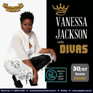 20h00 • Vanessa Jackson