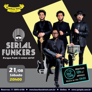 20h30 • Serial Funkers