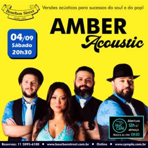 21h00 • Ambervision Acústico