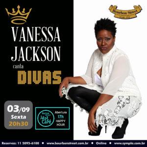 21h00 • Vanessa Jackson