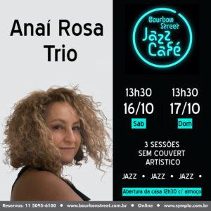 13h30 • BS Jazz Café • Anaí Rosa